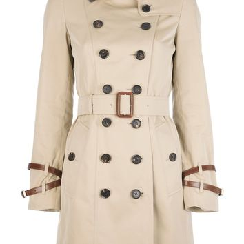 Burberry London 'Queensborough' Trench Coat