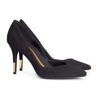 H&M - Pumps - Black - Ladies