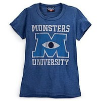 Monsters University Tee for Women | Disney Store