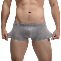 70107 Good-looking MenSexy Underwear Summer Spring Men's Boxer Shorts 4Colors Comfortable