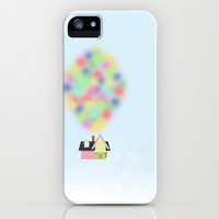 Up Disney Movie iPhone & iPod Case by Tati