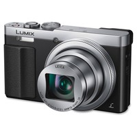 Panasonic Lumix DMC-ZS50 12 Megapixel Compact Camera - Silver - 3 LCD - 16:9 - 30x Optical Zoom - 4x - Optical (IS) - 4000 x 3000 Image - 1920 x 1080 Video - HDMI - HD Movie Mode - Wireless LAN