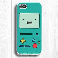 iphone 5 case---Adventure time Beemo iPhone 5 case, iphone 5 hard case,iphone case