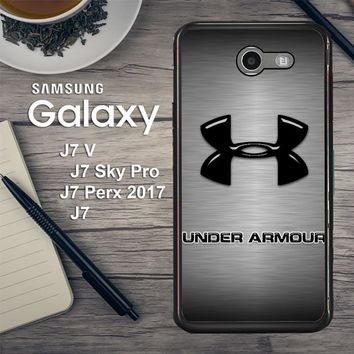 Under Armour X4241 Samsung Galaxy J7 V , J7 Sky Pro, J7 Perx 2017 SM J727 Case