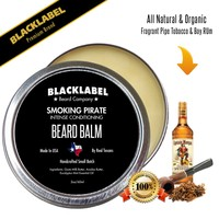 Smoking Pirate Styling Beard Balm | Premium All Natural Beard Balm