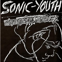 Bang On Sonic Youth Confusion Transfer Custom T-shirts Transfers Rock at Broken Cherry