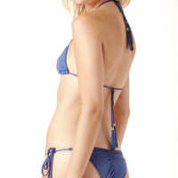 Blue Life 'Capri Tie Side Bikini Bottom' Swimwear | Shop Splash