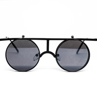 YHF Dom Black Sunglasses