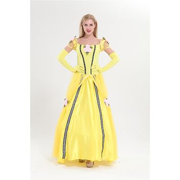 Beauty And The Beast Princess Belle Costume