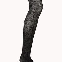 Bombshell Lace Tights