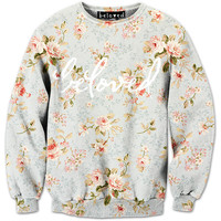 Beloved Floral Sweatshirt