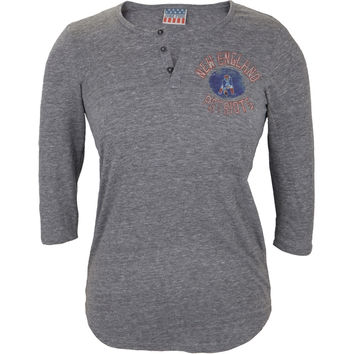 New England Patriots - Half Time Juniors Henley