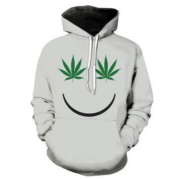 Hippy Face Hoodie