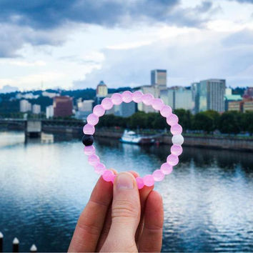 [BIG SALE] Pink Cancer Awareness Lokai Bracelet