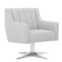 PAULINA SWIVEL CHAIR MARBLE