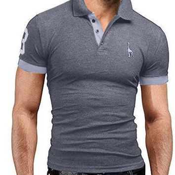 fashiont shirt male short sleeved male city bulb light printed casual tees tops brand t Men clothing