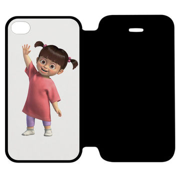 Disney Mickey Mouse, Pluto and Minnie Mouse as Babies iPhone 4 | 4S Flip Case Cover