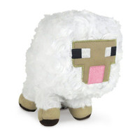 Minecraft 6'' Sheep Plush Licensed NEW