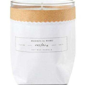 Restore Paper Candle By Magnolia Home