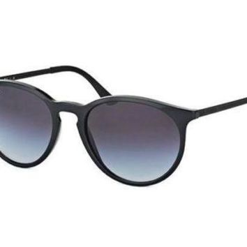Kalete NEW Genuine Ray Ban RB4274 6018G 53 Black Mens Womens Sunglasses Glasses