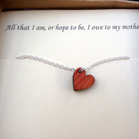Necklace For Mom (Free Shipping To USA)