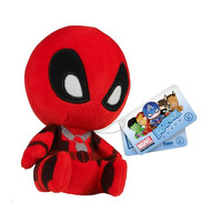 Deadpool Mopeez Marvel Plush