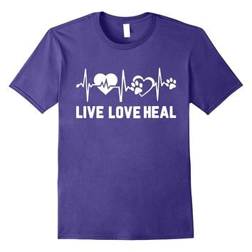 Veterinarian T-Shirt Gifts For Animal Lovers