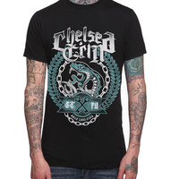 Chelsea Grin Snake Slim-Fit T-Shirt | Hot Topic