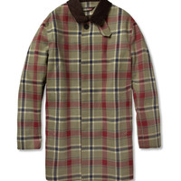 PRODUCT - Mackintosh - Dunoon Bonded-Wool Rain Coat - 371202 | MR PORTER