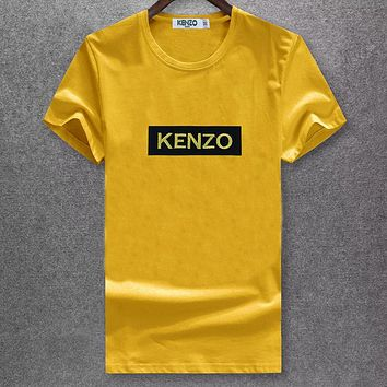 Trendsetter Kenzo  Women Man Fashion Simple Shirt Top Tee