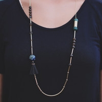 Keep the Tempo Necklace