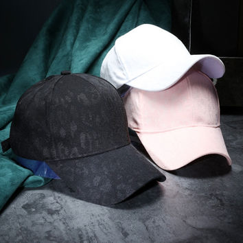 2017 Spring Summer New Women Lace Baseball Caps Ladies Solid Color Sunscreen Hat Casquette Mujer
