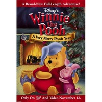 Winnie the Pooh: A Very Merry Pooh Year POSTER Movie (27x40) - Walmart.com