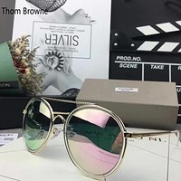Thom Browne Woman Fashion Summer Sun Shades Eyeglasses Glasses Sunglasses