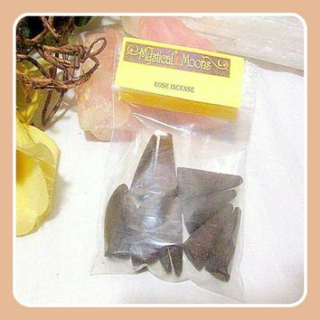 Rose Cone Incense