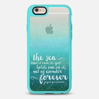 The sea iPhone 6s case by Noonday Design   Casetify