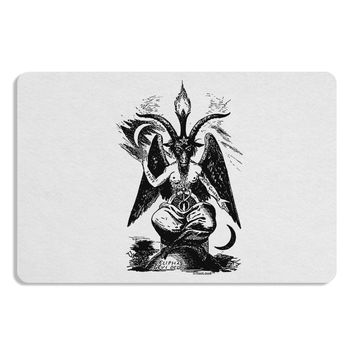 Baphomet Illustration Placemat by TooLoud
