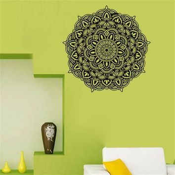 PEAPIX3 Waterproof Mandala Art Wall Sticker [9357009348]