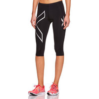 Marathon Brand 2XU women Sweatpants High Elastic Running Sport compression trousers for women tights short pants
