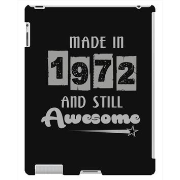made in 1972 and still awesome iPad 3 and 4 Case
