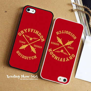 Gryffindor Team Harry Potter iPhone Case Cover for iPhone 6 6 Plus 5s 5 5c 4s 4 Case