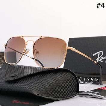 RayBan 2019 new fashion driving box polarized sunglasses #4