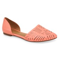 Report® Shadow Pointed Flat