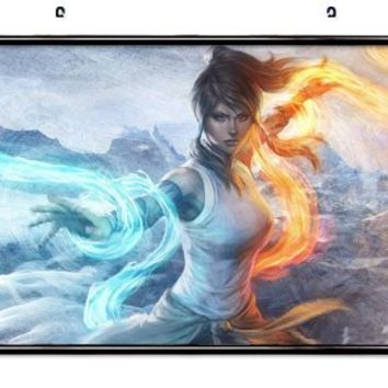 "Avatar The Legend of Korra TV Show Fabric Wall Scroll Poster (32"" x 20"") Inches"