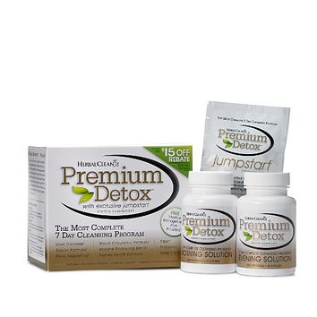 HERBAL CLEAN® PREMIUM DETOX - 7 DAY Full Cleanse (Capsules)