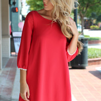 Stadium Sweetheart Dress