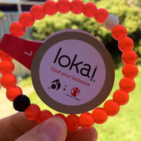 Lokai Bracelet for a balanced life