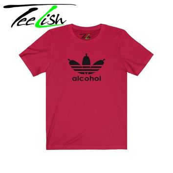 funny alcohol shirt for men and women