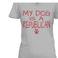 LIMITED EDITION DOG IS REPUBLICAN