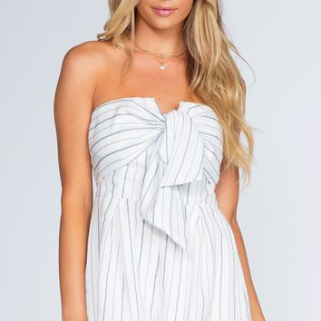 By The Shore Romper